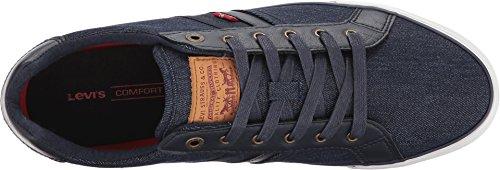 Levis Zapatos Hombre Ryan Denim Navy