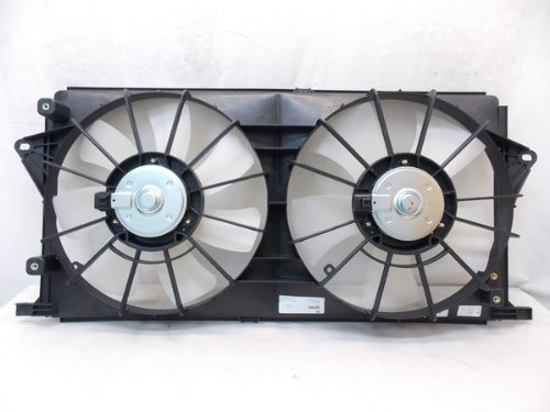RADIATOR CONDENSER COOLING FAN FOR BUICK CADILLAC FITS DTS LUCERNE GM3115189 Buick Radiator Fan
