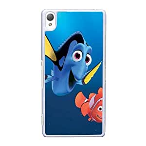 Phone Accessory for Sony Xperia Z3 Phone Case Finding Nemo F1679ML