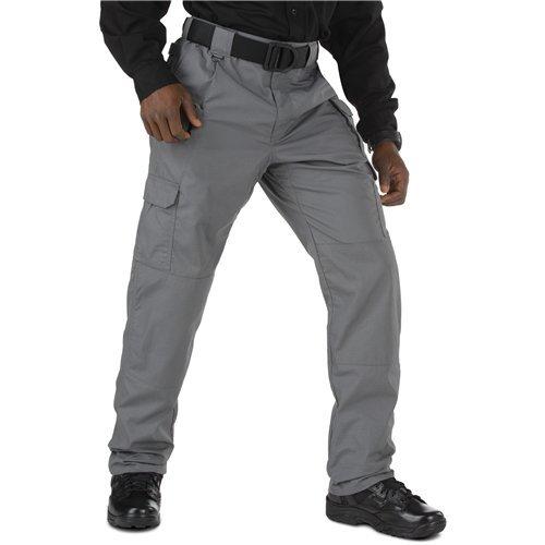 5.11 Men's Taclite Large Size Pro EDC Pants, Storm, 50-Waist/Unhemmed by 5.11