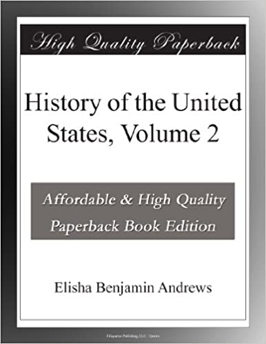 Book History of the United States, Volume 2