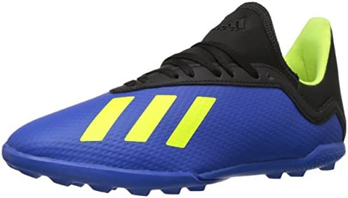 3f57b74ebe adidas Unisex X Tango 18.3 Turf Soccer Shoe, Football Blue/Solar ...