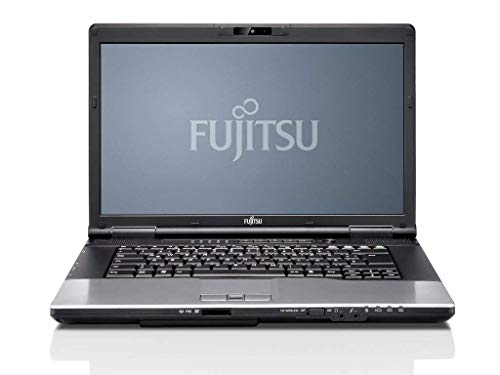 (FUJITSU LIFEBOOK E751 Laptop, Intel Core I7 2620M Upto 3.4GHz, 8G DDR3, 512G SSD, DVD, WiFi, VGA, 15.6inch Screen, Win 10 64 Bit-Multi-Language Suppport English/Spanish/French(CI7)(Renewed))