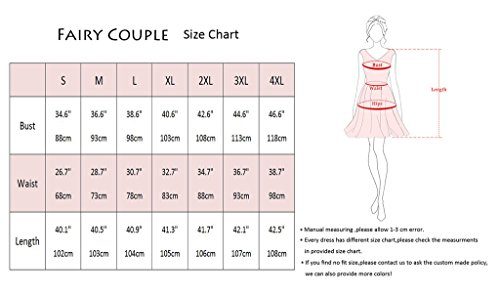 FAIRY COUPLE 50s Cocktail Polca de la Vendimia Floral Cabestro Vestidos Casuales Junior DRT009 Rosa Perla
