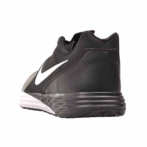 Nike Mensentrein Prime Ijzer Df Lthr, Zwart / Wit Zwart / Wit