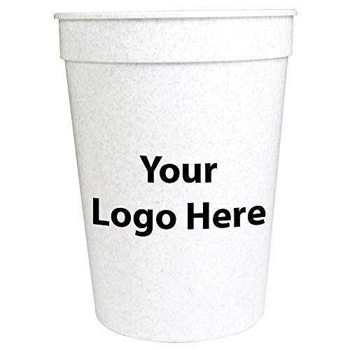 12 Oz. Stadium Cup - 250 Quantity - $0.55 - Promotional Product/Bulk with Your Logo/Customized