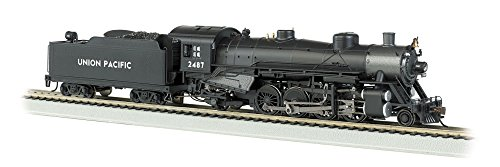 Bachmann Industries Trains Usra Light 2-8-2 Dcc Sound Value Equipped Union Pacific 2487 Steam Locomotive