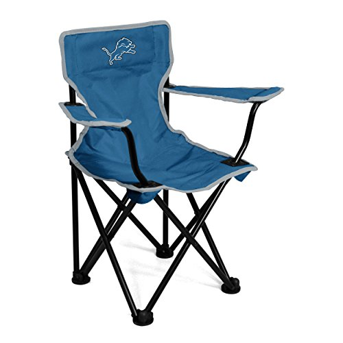 Logo Brands NFL Detroit Lions Toddler Chair, One Size, Cobalt