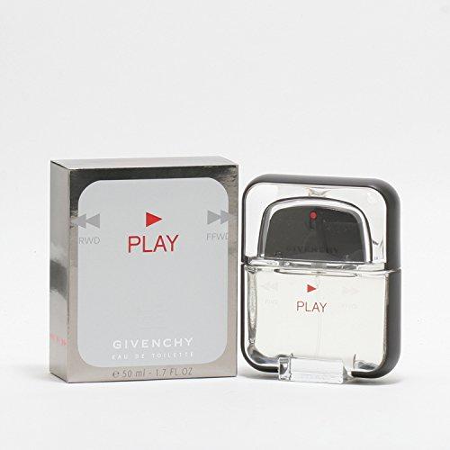 PLAY by Givenchy EDT SPRAY 1.7 OZ -