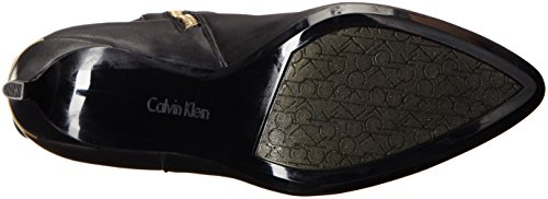 Pictures of Calvin Klein Women's Jaidia Harness Boot 9 M US 7