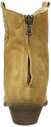 Mentor W7489, Botas Camperas para Mujer Marrón (Light Brown)