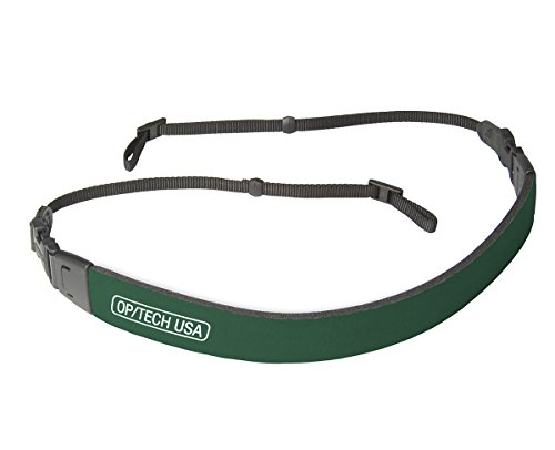Neotech Soft Sax Harness Strap (OP/TECH USA 1619252 Fashion Strap - 3/8-Inch (Forest))