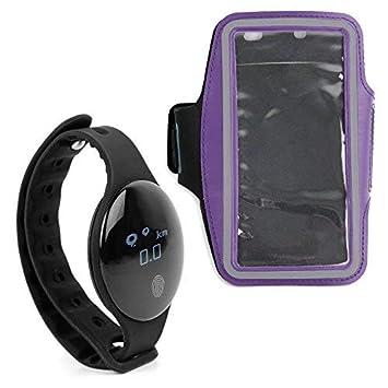 Brazalete de brazo deportivo + Activity Tracker. cargador de ...