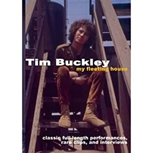 Tim Buckley: My Fleeting House