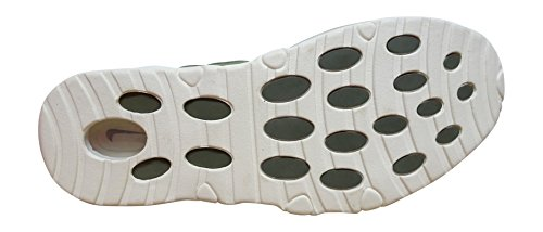 Nike - Zapatillas de Tela para hombre white pure platinum white 100 42.5 EU Gm Royal-Black 301