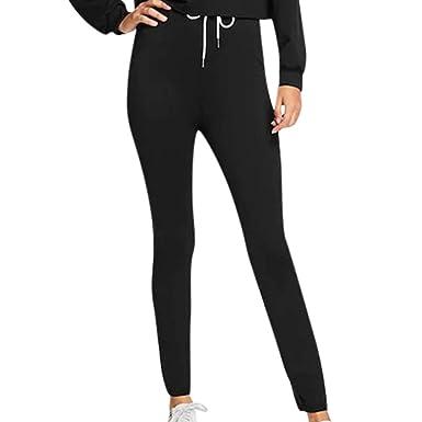 cinnamou Pantalon Yoga Mujer, Leggings De Entrenamiento ...