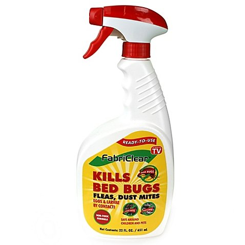Fabriclear Bed Bug Spray 22 Ounce Buy Online In Oman At Desertcart