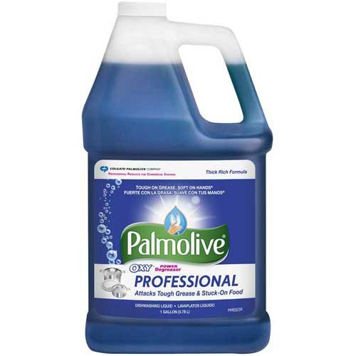 Palmolive Max Power Pots and Pans Dishwashing Liquid, 1 Gallon -- 4 per case.