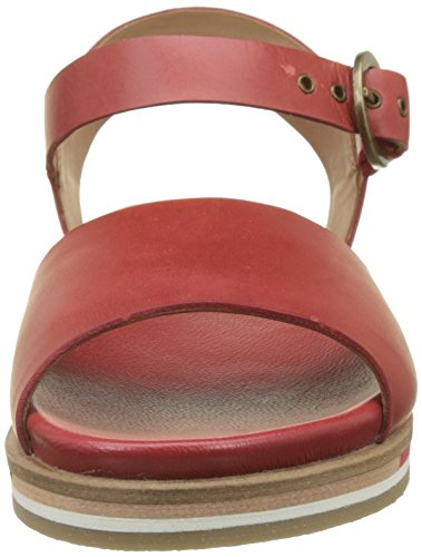 Kickers 50 Womens Sandals Red 609720 70qS7OB