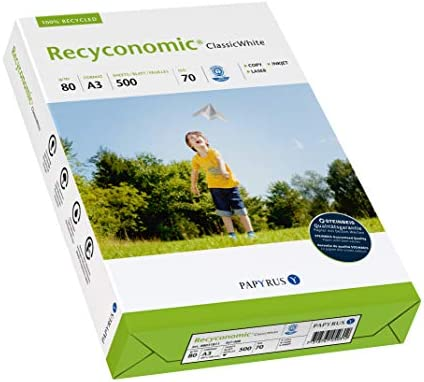 Papyrus 88031813 Recyconomic Classicwhite - Papel reciclado ...