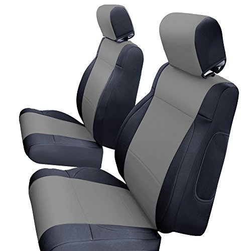 Leader Accessories Front Car Seat Covers Custom Fit For