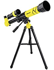 Kiarsan Telescope, Astronomical Telescope for Kids Beginners - Star Searching Child Adult