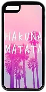 LJF phone case Hakuna Matata Theme iphone 6 4.7 inch Case