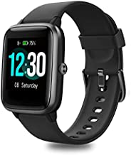 Fitpolo Smart Watch Fitness Tracker 1.3 inches Color Touchscreen Heart Rate Monitor IP68 Waterproof Step Sleep