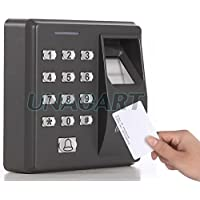UHPPOTE Biometric Small Fingerprint 125KHz RFID EM-ID Card Controller Access Control System