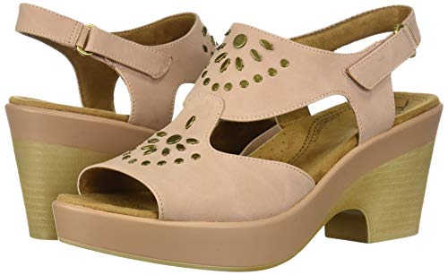Pictures of Natural Soul Women's Mia Heeled Sandal F4845S0 4