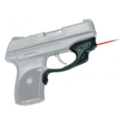 amazon com crimson trace lg 412 laserguard red laser sight for