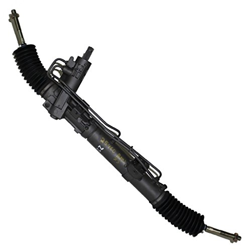 Detroit Axle Complete Power Steering Rack and Pinion Assembly for Chevrolet Uplander [Montana] Terraza & Relay FWD ()