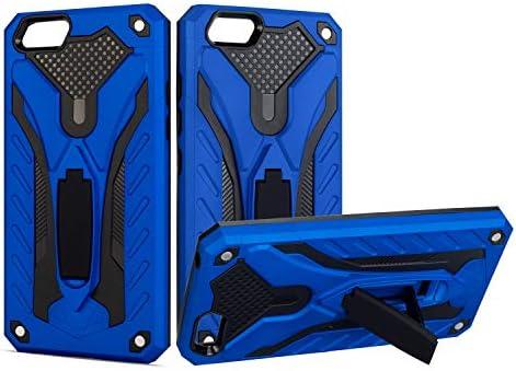 [해외]for VIVO Phone case Protection Stand Shockproof Cover for VIVO Y69 (Blue) / for VIVO Phone case Protection Stand Shockproof Cover for VIVO Y69 (Blue)