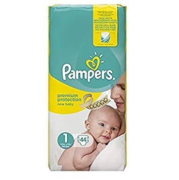 Pampers Premium Protection Couches New Baby Taille 1 2 5 Kg Lot