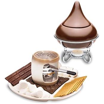 Hershey's Smore Maker with bonus Hershey's Kiss fondue