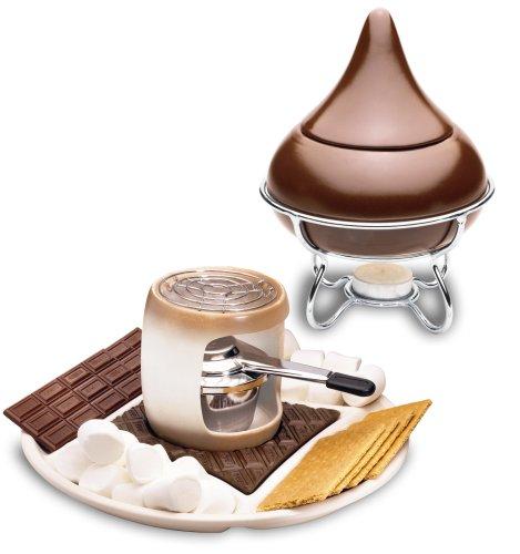Hersheys Smore Maker bonus fondue