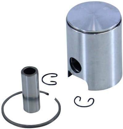 Kolbenclips Kolbenbolzen Z/ündapp Kolben Set 50ccm 39 mm Toleranz B inklusive L-f/örmigen Ring