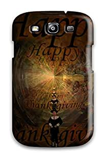 Premium Tpu Thanksgivings Cover Skin For Galaxy S3 by lolosakes