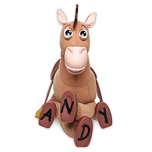 Horse Bullseye - Disney Bullseye Plush Figure with Sound - Toy Story461018409160