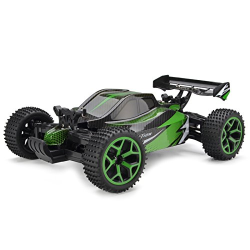 Cheerwing 4WD RC Car Off-Road Vehicle 1: 18 2.4Ghz High Speed Buggy Remote Control Racing Car -