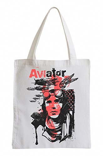 Aviator Cooler Party Jutebeutel