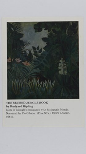 The Second Jungle Book (Classic Books on Cassettes Collection) [UNABRIDGED] (The Jungle Book Cassette)