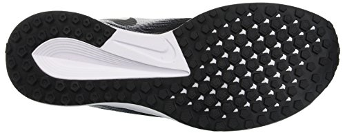 Air Nike de Zapatillas Negro Mujer 001 White Grey Trail Wmns Running Cool Black para Elite Zoom 9 g5q5C