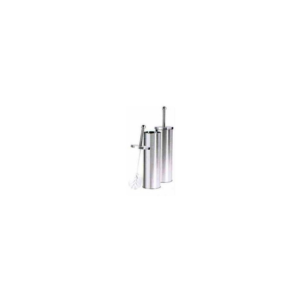 OGGI 7140 Stainless 4'' x 12'' Toilet Brush Holder