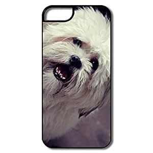 IPhone 5/5S Covers, Dog Animals White/black Cases For IPhone 5