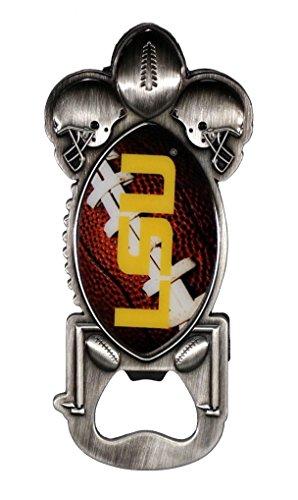 (NCAA LSU Tigers Football Party Starter Bottle Opener )