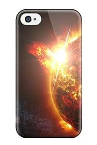 Jocelynn Trent's Shop Best Hot Tpu Cover Case For Iphone/ 4/4s Case Cover Skin - Sun