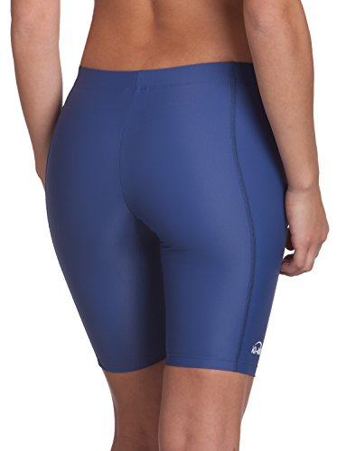 iQ-Company UV 300 Shorts Watersport - Pantalones cortos de natación para mujer Azul - azul marino