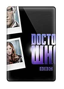 Durable Doctor Who Logo Back Cases/covers For Ipad Mini