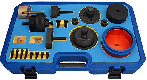 Engine Crankshaft Seal Kit - CTA Tools 7643 BMW Crankshaft Seal Removal Kit
